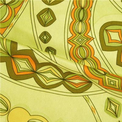 PAROLARI EMILIO PUCCI ストレッチニット ベージュプリント/ Beige Printed Stretch Knit