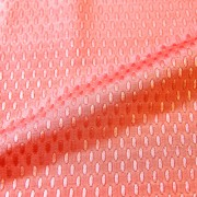 MON TRESOR ピンク シルク混オーバルドット (9103-2)<br />Pink Silk Blend Fabric Oval Dots