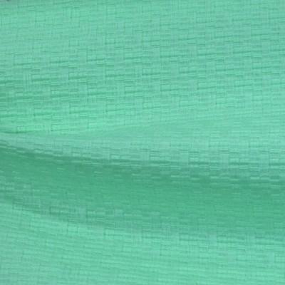 グリーンブルー/ファンシーバスケットストレッチ (KKF7820-75) Blue Green /Stretch Fancy Basket Weave