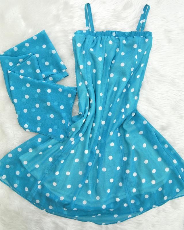 フールオーダーのサマードレス♪好きな生地&好きなデザインで自分だけのオリジナル<br />Full order Summer dress♪Choose your favorite fabric and design to get a unique product