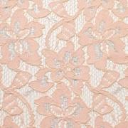 サーモンピンクレース/(kkf6628s) Salmon Pink Lace
