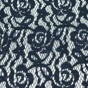ネイビーレース/(kkf6950) Navy Lace