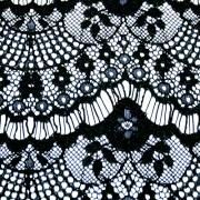 ネイビー/(kkf8553-D/#1-19)Navi Lace