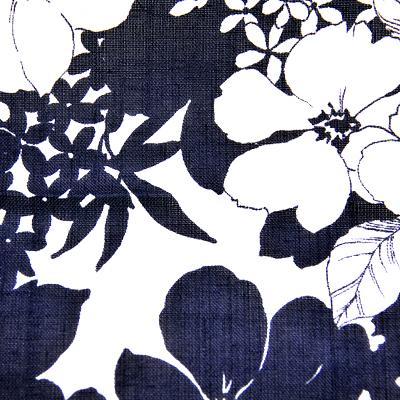 ネイビー/(kkp1887D/#19-a)Navy Flower
