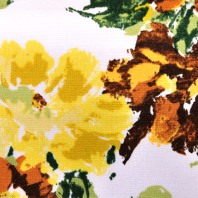 イエロー/(kkp7712D/#111-a) Yellow Flower