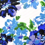 ブルー/(kkp7712D/#111-c) Blue Flower