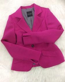 濃ピンクジャケット/<br />Dark pink jacket