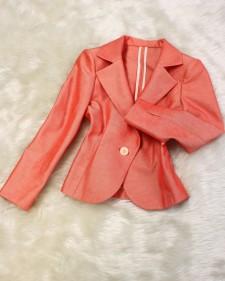 オレンジジャケット/<br />Orange jacket